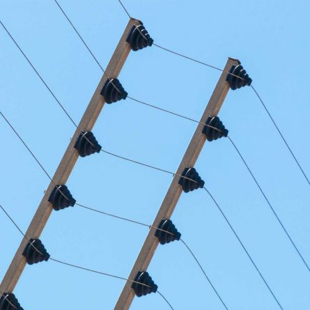 tipos de cerca elétrica