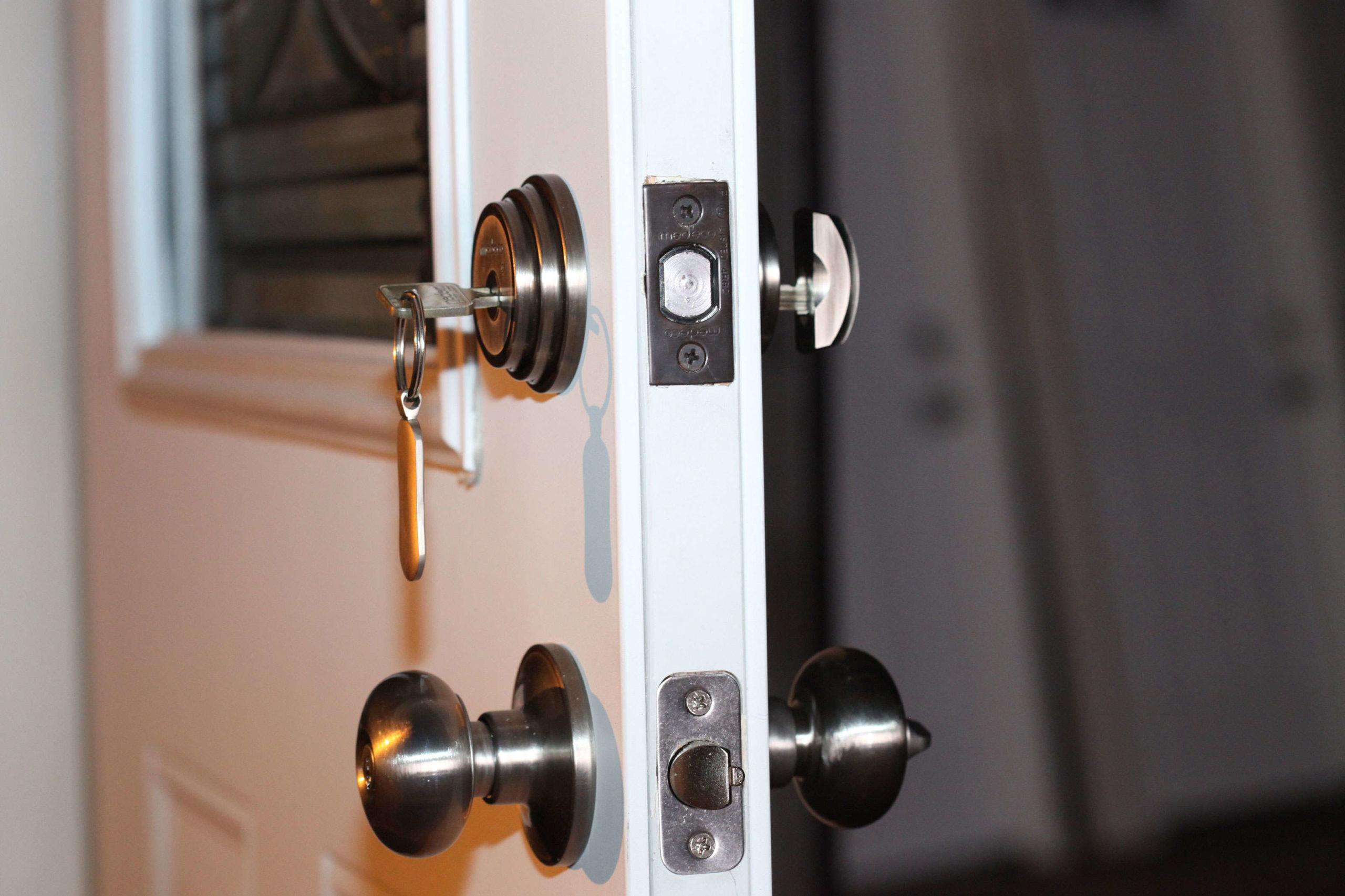 portas seguras para residências