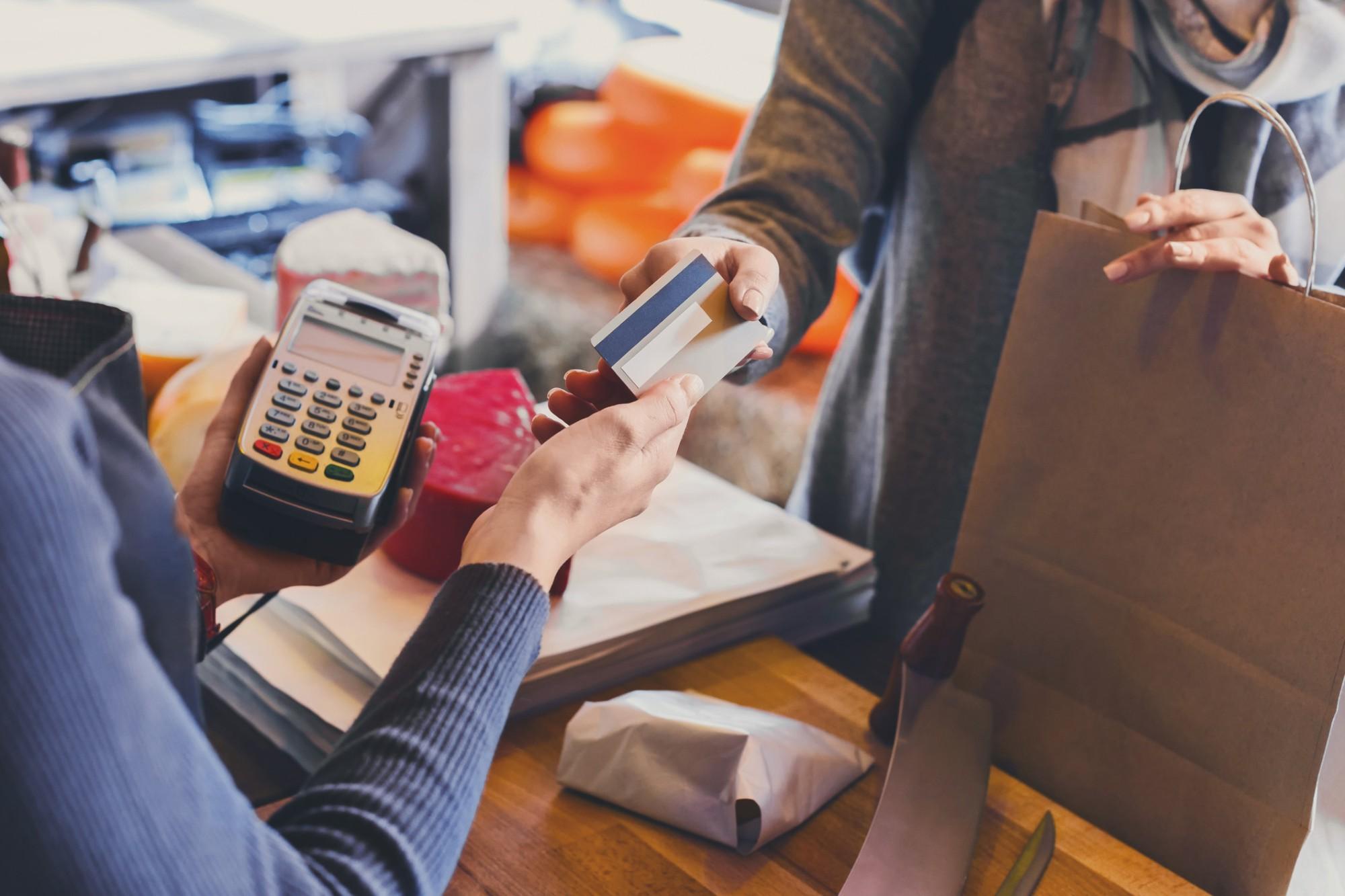 fraude com cartão de crédito