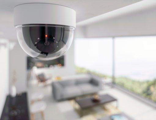 tipos de câmeras de segurança