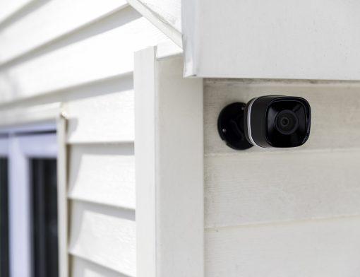 qual a melhor camera de segurança residencial externa